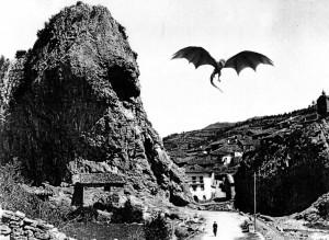 ¿Dragones en Vidángoz?